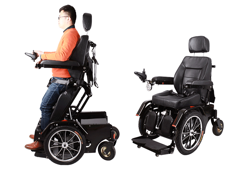Image result for Power Wheelchairs