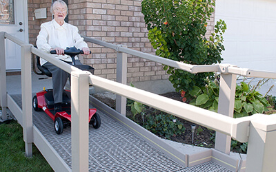 When You Are Buying A Wheelchair Ramps, You Will Have Several Options At  Your Hand. The Reason Is There Are Many Types Of Wheelchair Ramps Available  On The ...